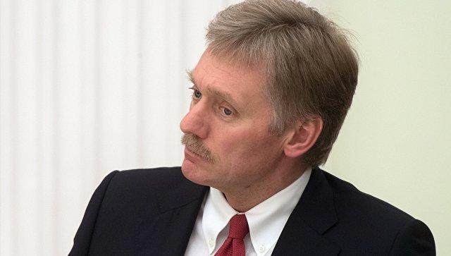 Песков: Вопрос объединения ЛНР иДНР— внутреннее дело республик