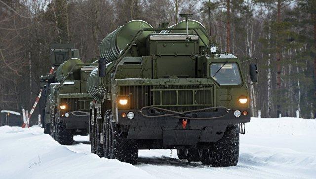Комплексы С-400 планируется развернуть вКрыму
