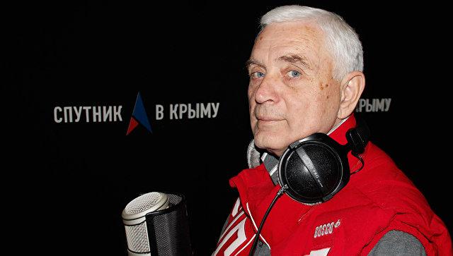 Директор ГУП РК Служба технического надзора Владимир Александренко