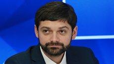 Депутат Государственной Думы Андрей Козенко