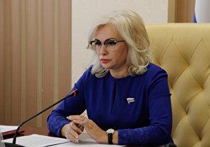 Сенатор от Крыма Ольга Ковитиди