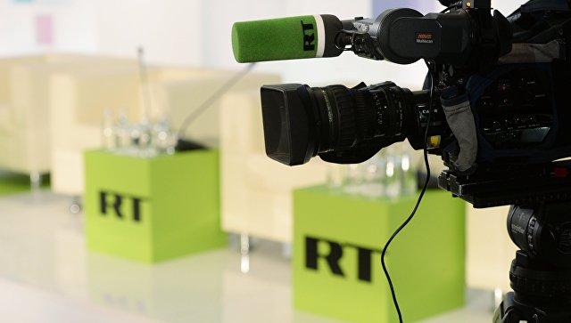 Логотип RT