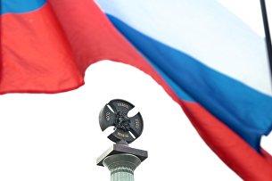 Открытие памятника Народному ополчению всех времен в Крыму