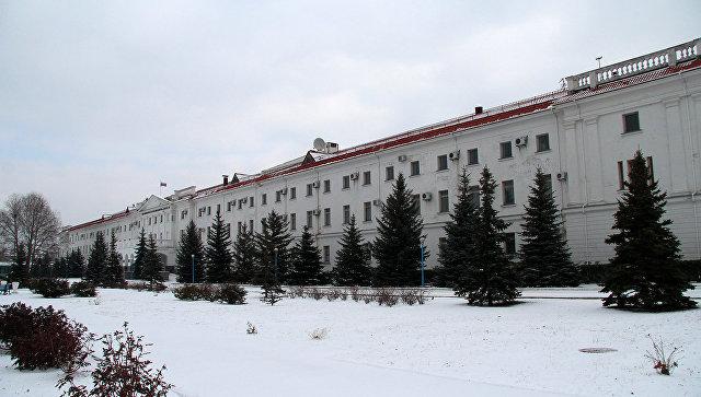 Здание филиала МГУ в Севастополе