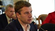 Депутат Законодательного собрания Севастополя Игорь Соловьев