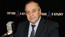 Заместитель председателя Совета министров Республики Крым – постоянный представитель РК при президенте России Георгий Мурадов