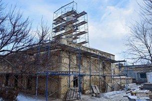 В Евпатории приступили к реконструкции обители дервишей