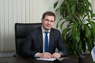 Первый заместитель председателя правления АО Генбанк Сергей Мохов