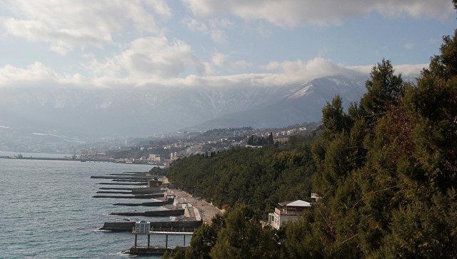 Вгорах Крыма ночью заблудился турист из столицы