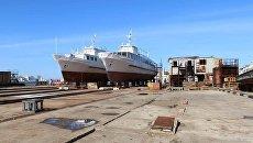 Филиал Севастопольский морской завод Центра судостроения Звездочка