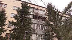 В Симферополе в квартире жилого дома произошел взрыв: двое мужчин пострадали, женщина погибла