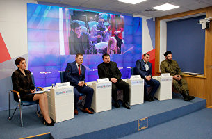 Пресс-конференция на тему: Создание Ассамблеи славянских народов Крыма