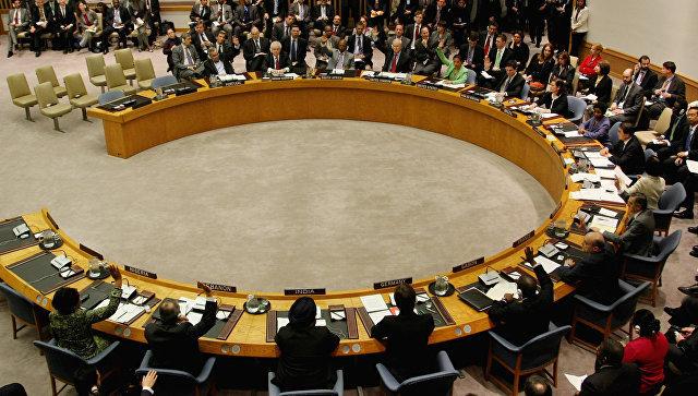 В СБ ООН. Архивное фото
