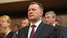 Вице-премьер-министр крымского правительства Борис Зимин