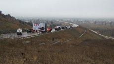 ДТП на объездной дороге в Симферополе