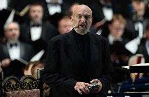 Концерт Симфонического оркестра Мариинского театра под управлением Валерия Гергиева в рамках ПМЭФ