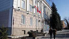 Здание администрации г. Симферополя