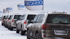 Миссия ОБСЕ в ЛНР. Архивное фото