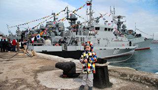 День защитника Отечества в Севастополе