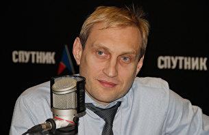 Глава администрации города Евпатории Андрей Филонов