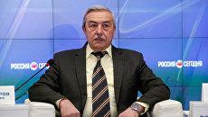 Заместитель председателя Общественного Совета крымско-татарского народа Энвер Кантемир-Умеров