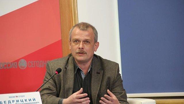 директор Таврического информационно-аналитического центра – Регионального института средиземноморских исследований Александр БЕДРИЦКИЙ.