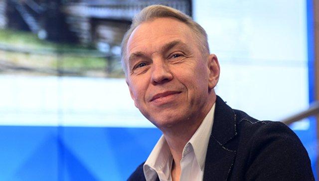 Лидер группы Ва-Банкъ Александр Ф. Скляр