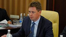Врио губернатора Севастополя Дмитрий Овсянников