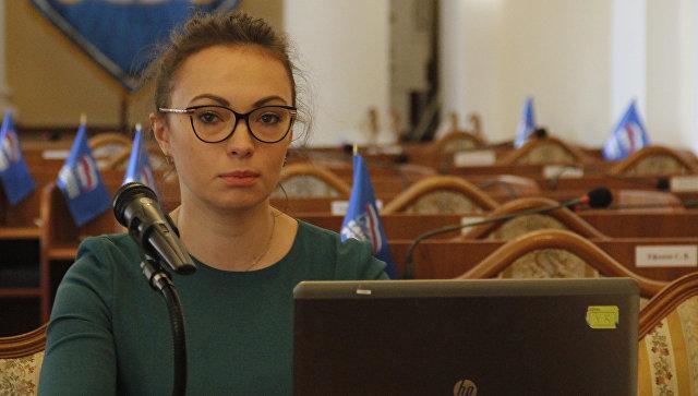 Главный архитектор Республики Крым Анна Царева