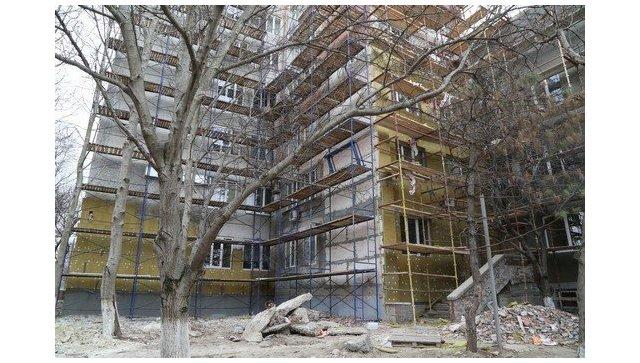Капитальный ремонт Республиканской детской клинической больницы