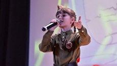 10-летняя крымчанка Елизавета Куклишина