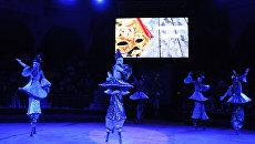 В Симферополе прошло празднование иудейского праздника Пурима