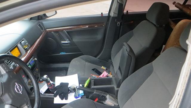 В автомобильном пункте пропуска Джанкой пресекли ввоз в Крым контрабанды наркотического вещества