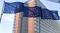 Здание Европейского Союза в Брюсселе. Архивное фото