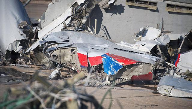 В Сочи продолжаются поиски обломков Ту-154 Минобороны