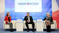 Пресс-конференция на тему: Секреты повышения урожайности зерна в Крыму