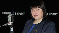 Нина Пермякова, председатель комитета Госсовета РК по культуре и вопросам охраны культурного наследия