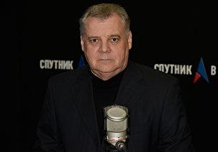 Глава крымского избиркома Михаил Малышев