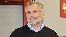 Депутат Законодательного собрания Севастополя Алексей Чалый
