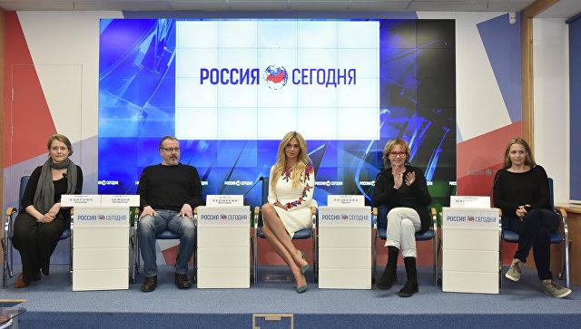 Пресс-конференция Кино в Крыму: новые проекты