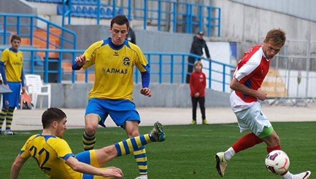 Футбольные турниры матча Крымская весна