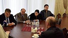 В Крым прибыли первые члены делегации евродепутатов