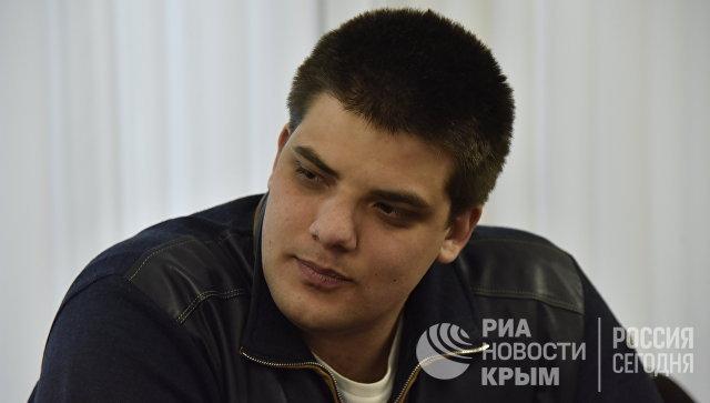Член президиума Сербской радикальной партии Александр Шешель