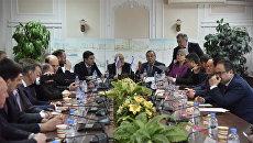 Встречи делегации европейских депутатов, политиков и экспертов с представителями Черноморской ассоциации международного сотрудничества
