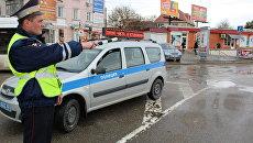 Профилактическое мероприятие Пешеход, пешеходный переход в Крыму