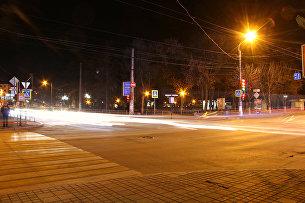 Вечерний Симферополь. Архивное фото