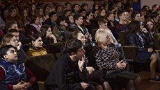 Более трехсот учащихся приняли участие в ярмарке учебных мест КФУ в Первомайском районе