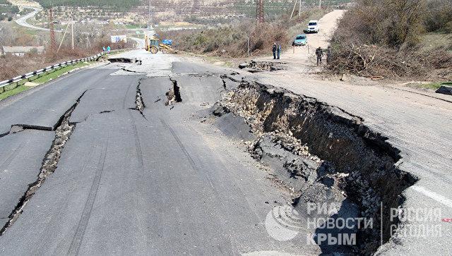 Объздная дорога через село Поворотное будет перекрыта 28 и29марта
