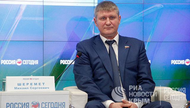 ДепутатГД неисключил, что Крым будет поставлять электричество на Украинское государство
