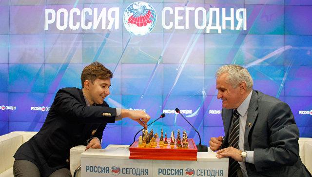 Шахматная школа имени Карякина появится вКрыму